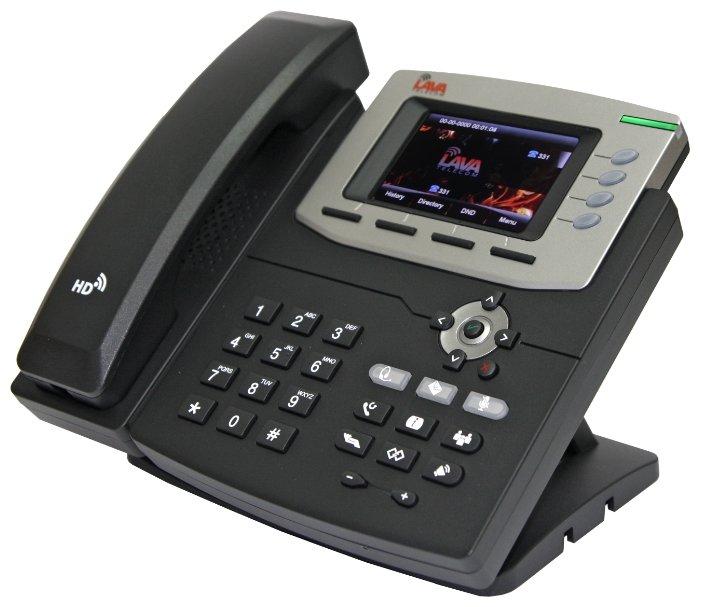 LAVA Telecom VoIP-телефон LAVA Telecom LV-3SC-P