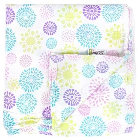 Купить Многоразовые пеленки GlorYes! муслин 120х120 по выгодной цене ... f8d953d40b6