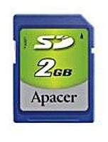 Apacer Secure Digital Card