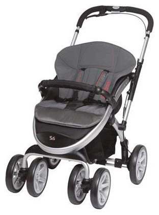 Прогулочная коляска CasualPlay S-6