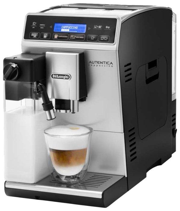 Кофемашина Delonghi ETAM29.660SB