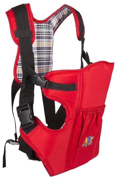 Рюкзак-переноска BABY Style Татошка