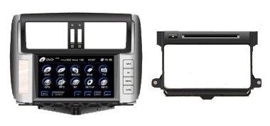 FlyAudio FA082C02 Toyota Prado 4.0L TX 2011