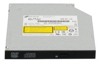 привод для ноутбука DVD-ROM SATA, толщина 12,7мм, LG DTC0N