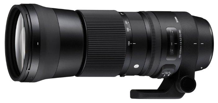 Sigma AF 150-600mm f/5.0-6.3 DG OS HSM Contemporary Canon EF