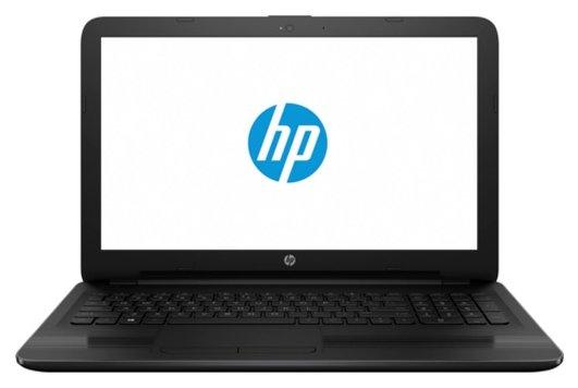 """HP 15-ay518ur (Intel Pentium N3710 1600 MHz/15.6""""/1366x768/4Gb/128Gb SSD/DVD нет/AMD Radeon R5 M430/Wi-Fi/Bluetooth/DOS)"""