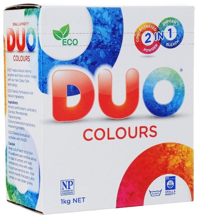 Стиральный порошок Duo Colours