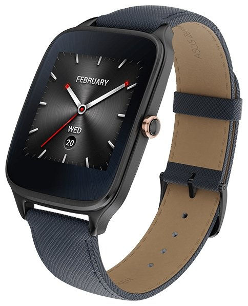 ASUS Часы ASUS ZenWatch 2 (WI501Q) leather