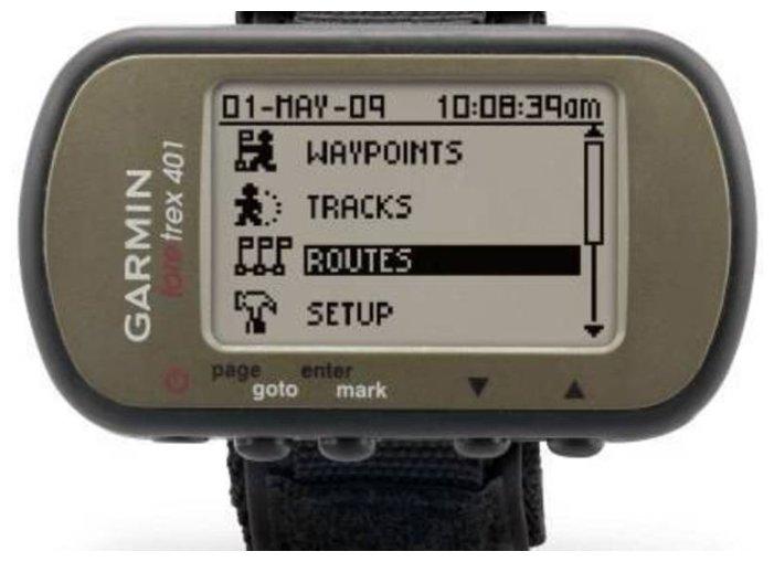 Garmin Навигатор Garmin Foretrex 401