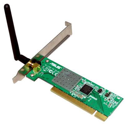 Wi-Fi адаптер ASUS WL-138gE