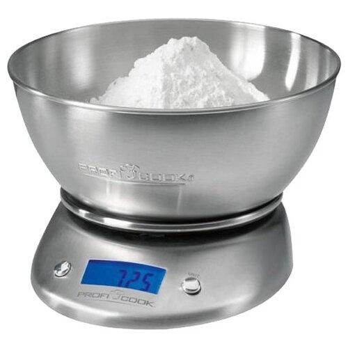 Кухонные весы ProfiCook PC-KW 1040 металл