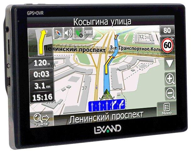 LEXAND STR-7100 HDR