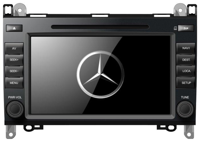 Автомагнитола PMS Mercedes-Benz Vito