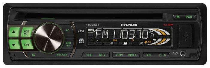Автомагнитола Hyundai H-CDM8094