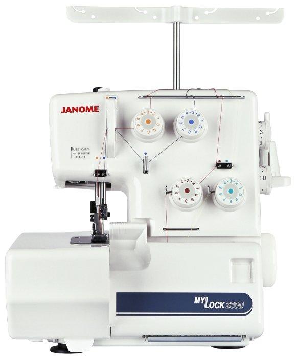 Janome Оверлок Janome MyLock 205D