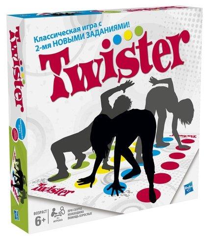Настольная игра Hasbro games Твистер 98831