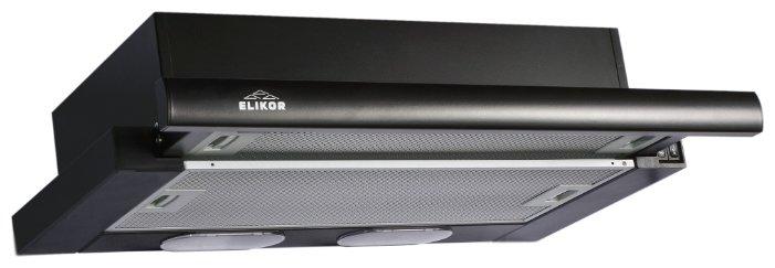 Встраиваемая вытяжка ELIKOR Воздухоочистители Интегра 60 черный / черный