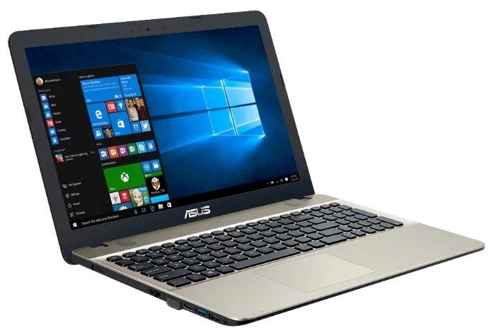 "ASUS (Intel Pentium N3710 1600 MHz/15.6""/1366x768/4Gb/500Gb HDD/DVD нет/NVIDIA GeForce 810M/Wi-Fi/Bluetooth/Win 10 Home)"