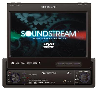 Soundstream VIR-7840N
