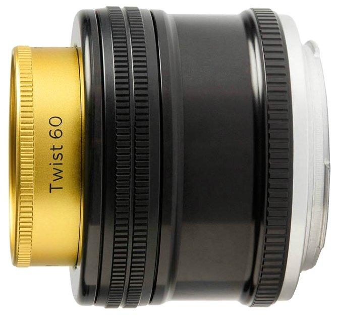 Lensbaby Twist 60 Sony E