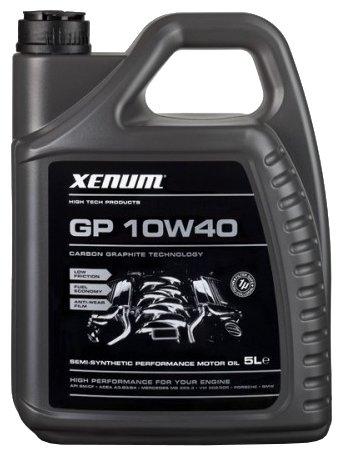 Моторное масло XENUM GP 10W40 5 л