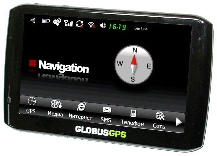 Навигатор GlobusGPS GL-550A5