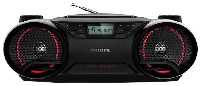 Philips Магнитола Philips AZ 3831