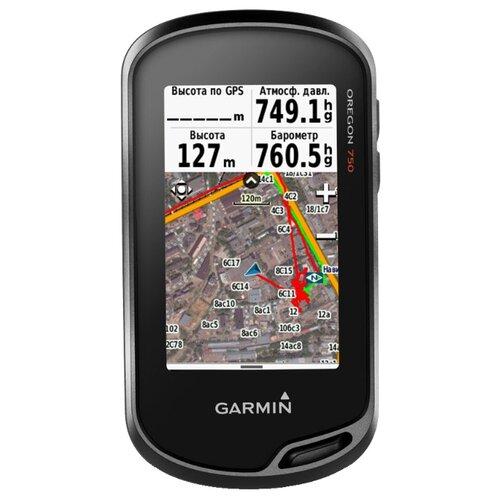 Навигатор Garmin Oregon 750GPS-навигаторы<br>