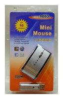 Мышь Mobidick Mini Mouse P-DOM-R Silver USB