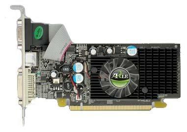 Axle GeForce 7100 GS 350Mhz PCI-E 256Mb 660Mhz 64 bit DVI TV YPrPb