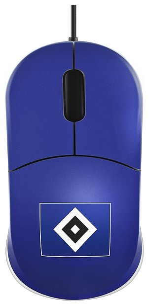 Мышь SPEEDLINK SNAPPY Mouse Fan Edition HSV Blue USB