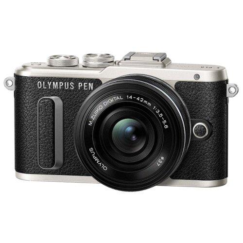 Фото - Фотоаппарат Olympus Pen E-PL8 Kit белый/черный 14-42mm f/3.5-5.6 фотоаппарат olympus pen e pl8 kit белый 14 42mm f 3 5 5 6