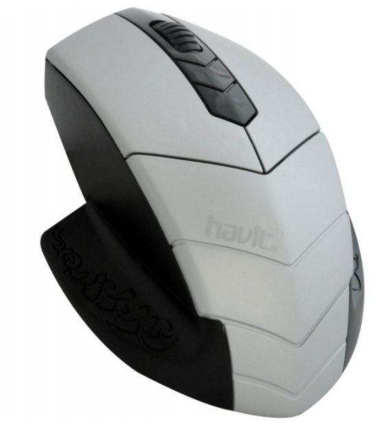 Мышь Havit HV-MS238 White-Black USB