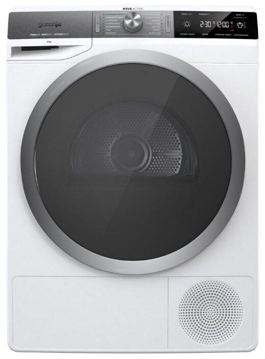 Сушильная машина с тепловым насосом Gorenje DS92ILS