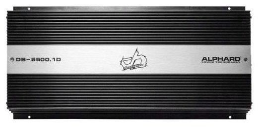Alphard Deaf Bonce DB-5500.1D