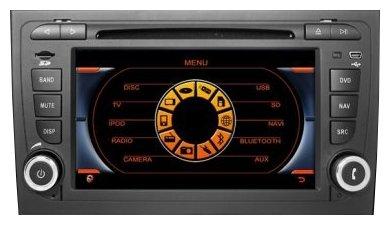 Автомагнитола FlyAudio DVN-TT
