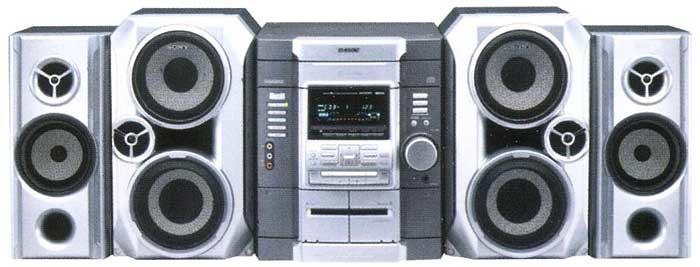 6e20b72705e3 Купить Музыкальный центр Sony MHC-RG66 в Минске с доставкой из ...