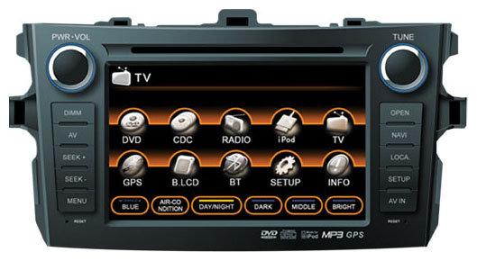 Автомагнитола FlyAudio E7025NAVI