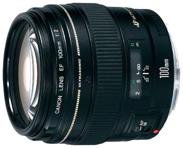 Canon Объектив Canon EF 100mm f/2 USM