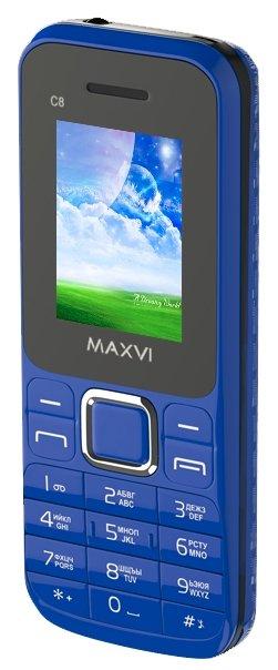 MAXVI Телефон MAXVI C8