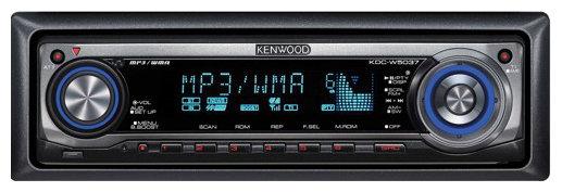KENWOOD KDC-W5137Y
