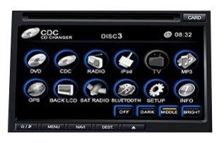FlyAudio 80038A01 Lexus CT200H