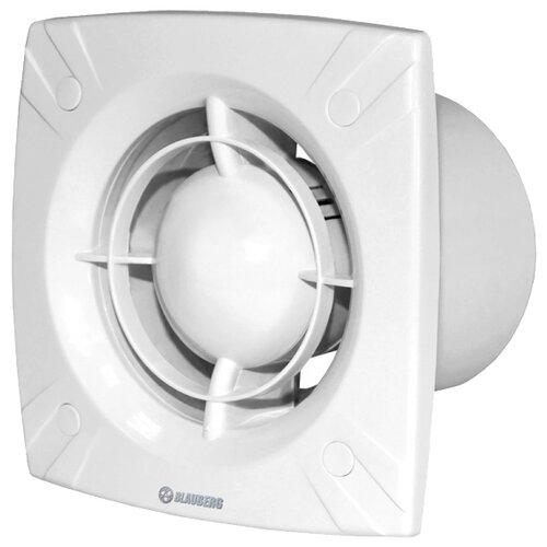 Фото - Вытяжной вентилятор Blauberg Slim 125, белый 16 Вт вытяжной вентилятор blauberg bravo 125 белый 16 вт