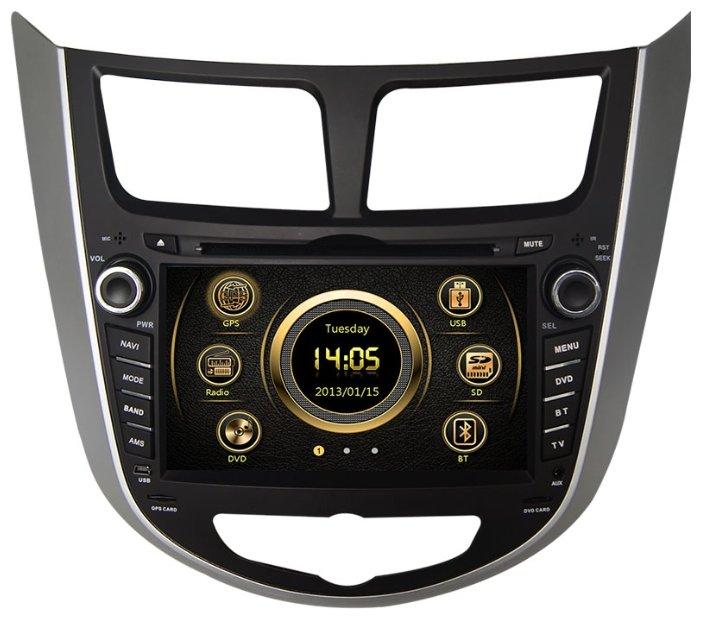 RedPower Hyundai Solaris 12067