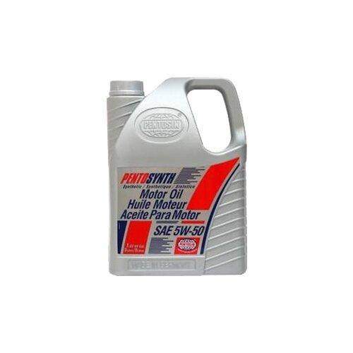 Синтетическое моторное масло Pentosin Pentosynth Synthetic 5W-50, 5 л