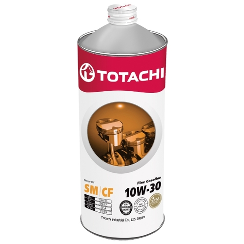 Моторное масло TOTACHI Fine Gasoline 10W-30 1 л Моторные масла