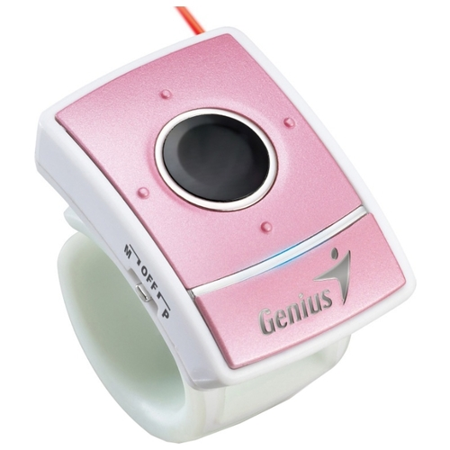 Презентер Genius Ring Presenter Pink USB