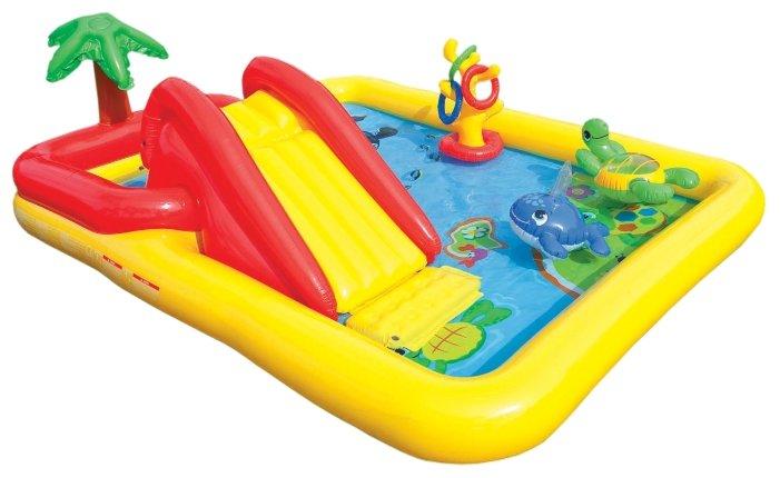 Игровой центр Intex Ocean Play Center 57454