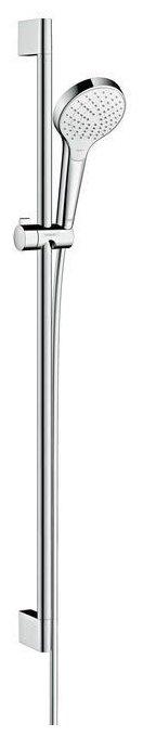 Душевой набор (гарнитур) hansgrohe Croma Select S Vario EcoSmart 26573400 хром