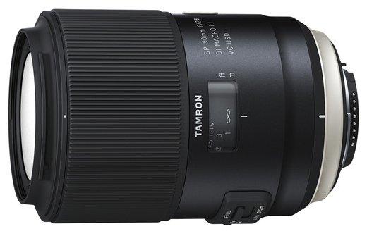 Tamron SP 90mm f/2.8 Di Macro 1:1 VC USD (F017) Nikon F